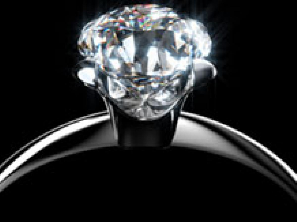 RBI relaxes rough diamond import norms | Business Standard News