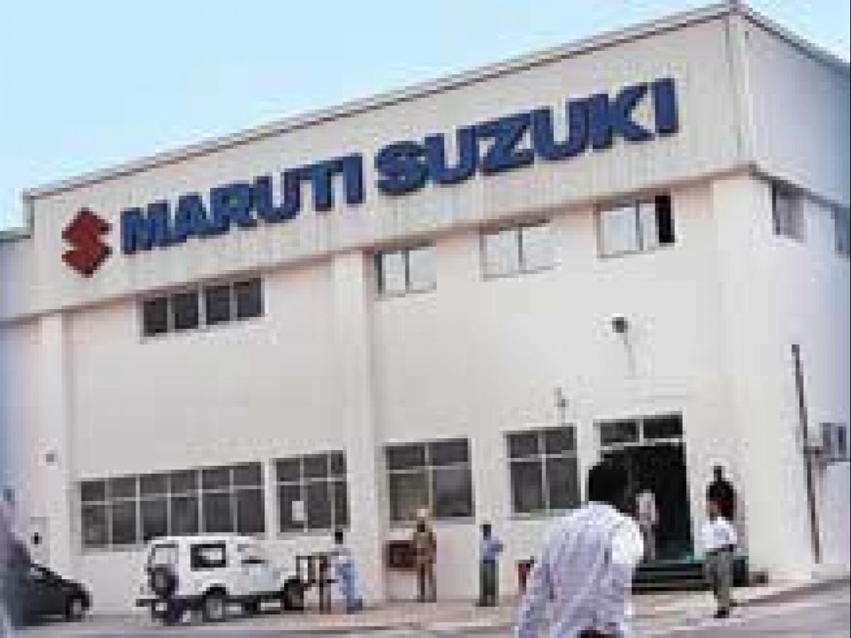 How 2011 shaped 2012 for Maruti, its workers   Business