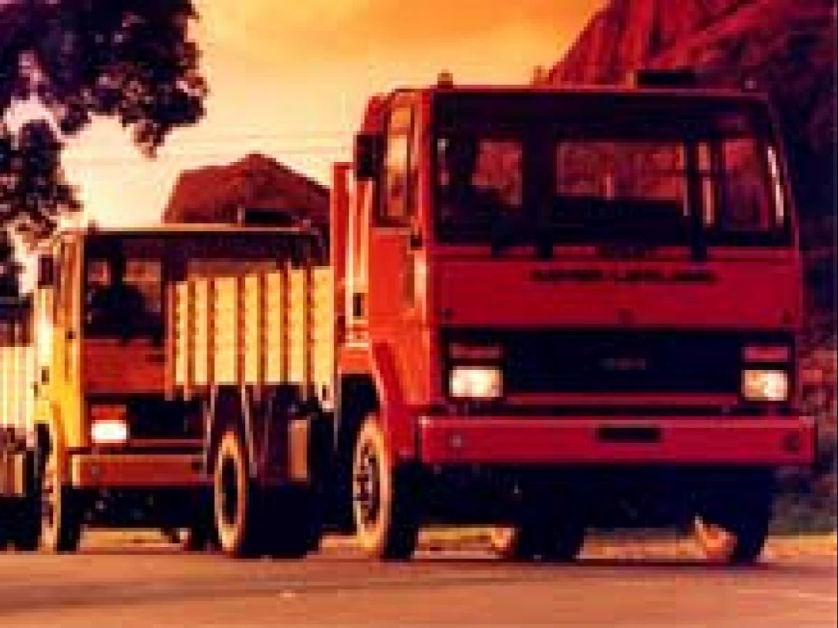 40 years ago    And now: Ashok Leyland - The 66-year
