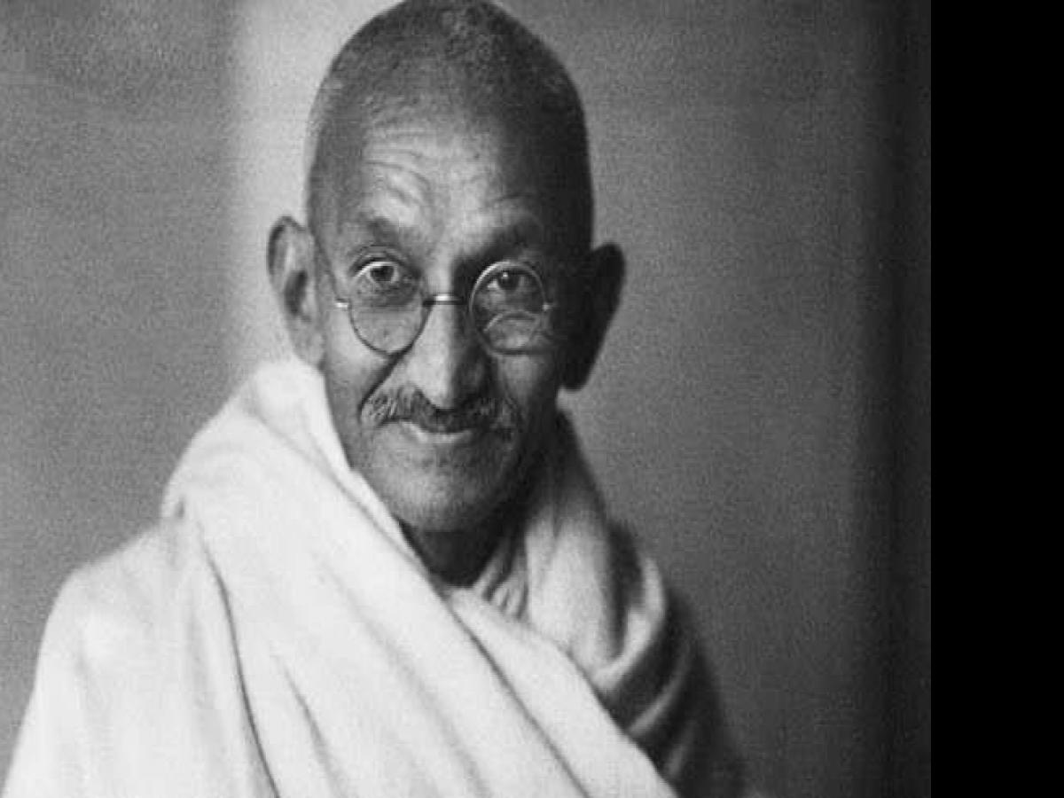 Mahatama Gandhi's first tryst with Bihar enters 100th year