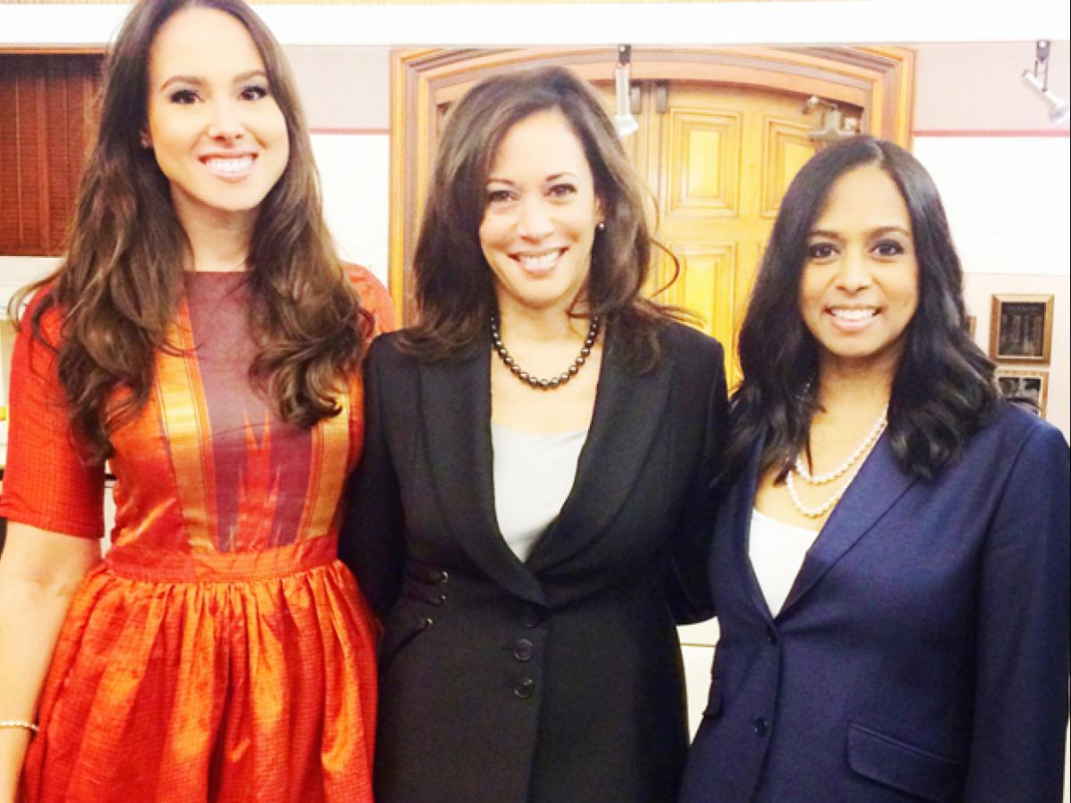 What Makes Kamala Harris The Female Obama Business Standard News