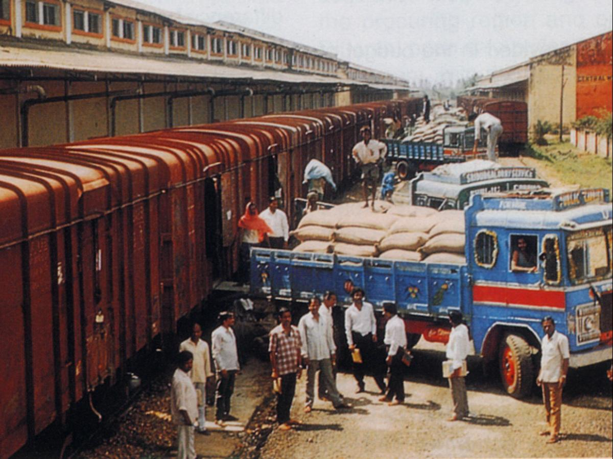 Railways to withdraw 10% port congestion surcharge