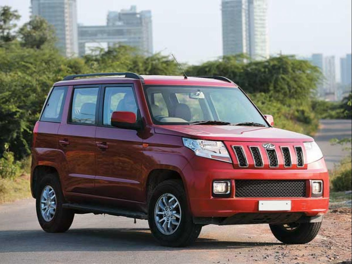 The Mahindra TUV 300 combines power and comfort | Business