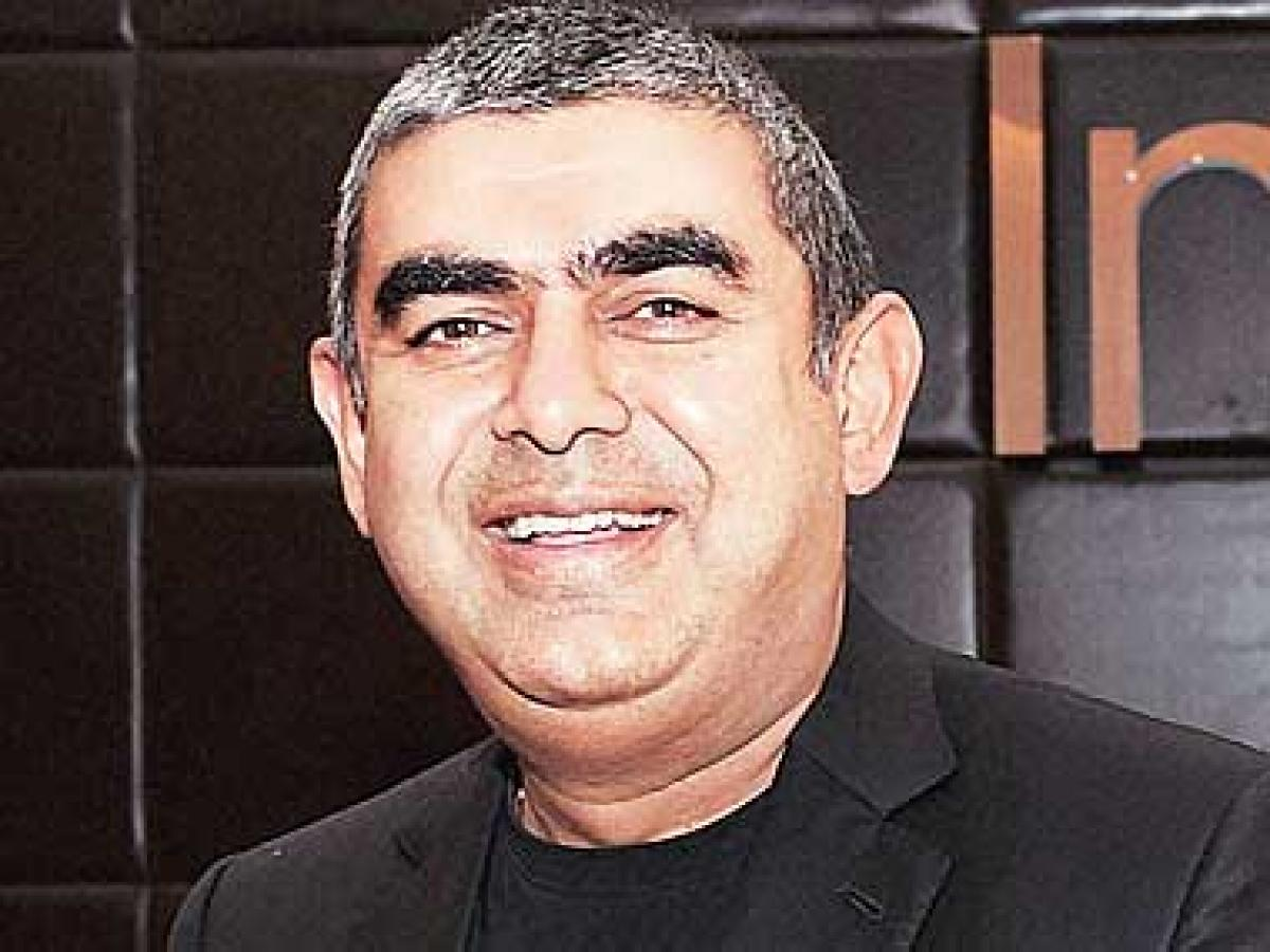 Services future in AI, says Infy CEO Sikka