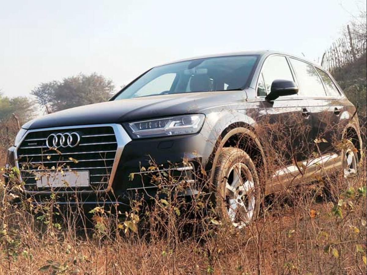 The new Audi Q7 is a smooth ride | Business Standard News