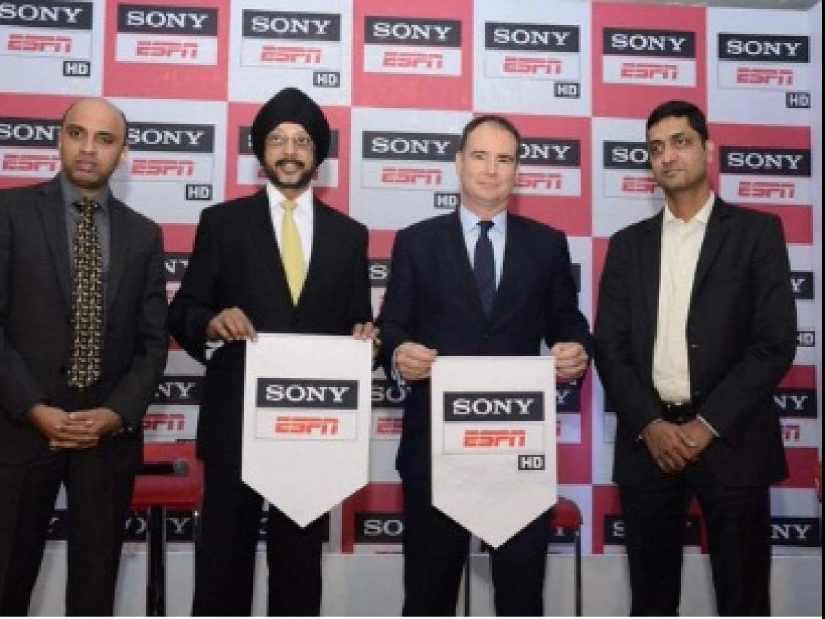ESPN re-enters India in collaboration with Sony Pictures