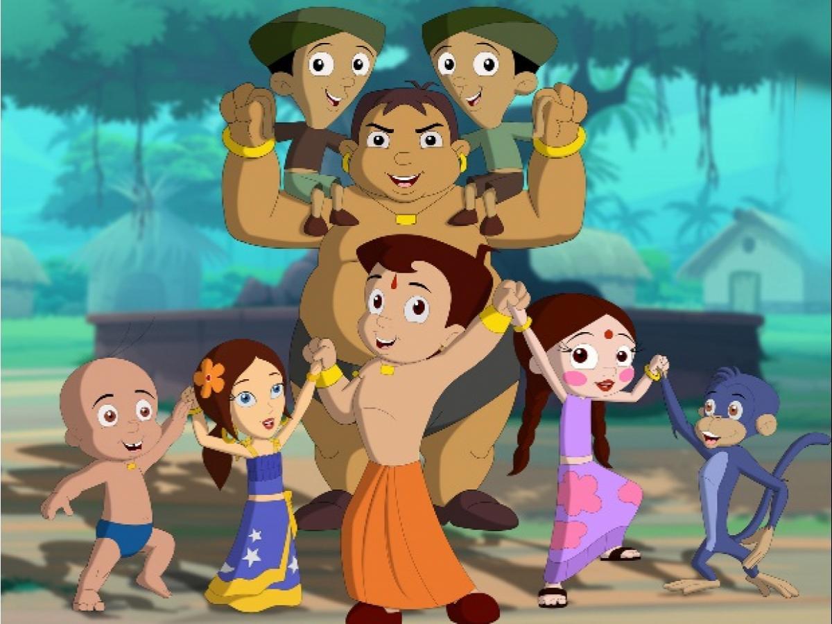 Makers of Chhota Bheem to open new animation studio in Mumbai ...