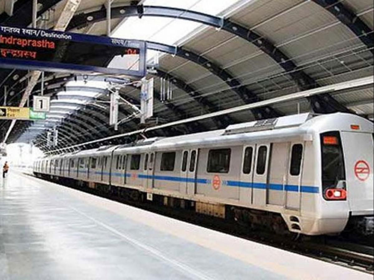 Delhi metro first in the world to go completely green | Business