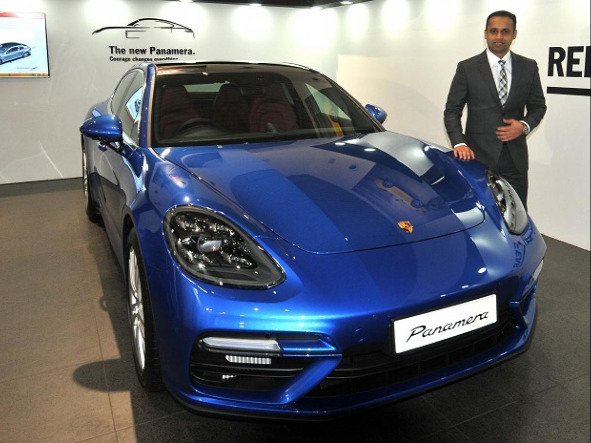 Porsche Panamera Turbo Launched In India Price Starts At Rs 1 93 Crore Business Standard News