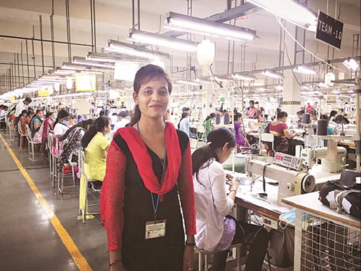 What Dolly Kumari learned-and how it could change India's textiles