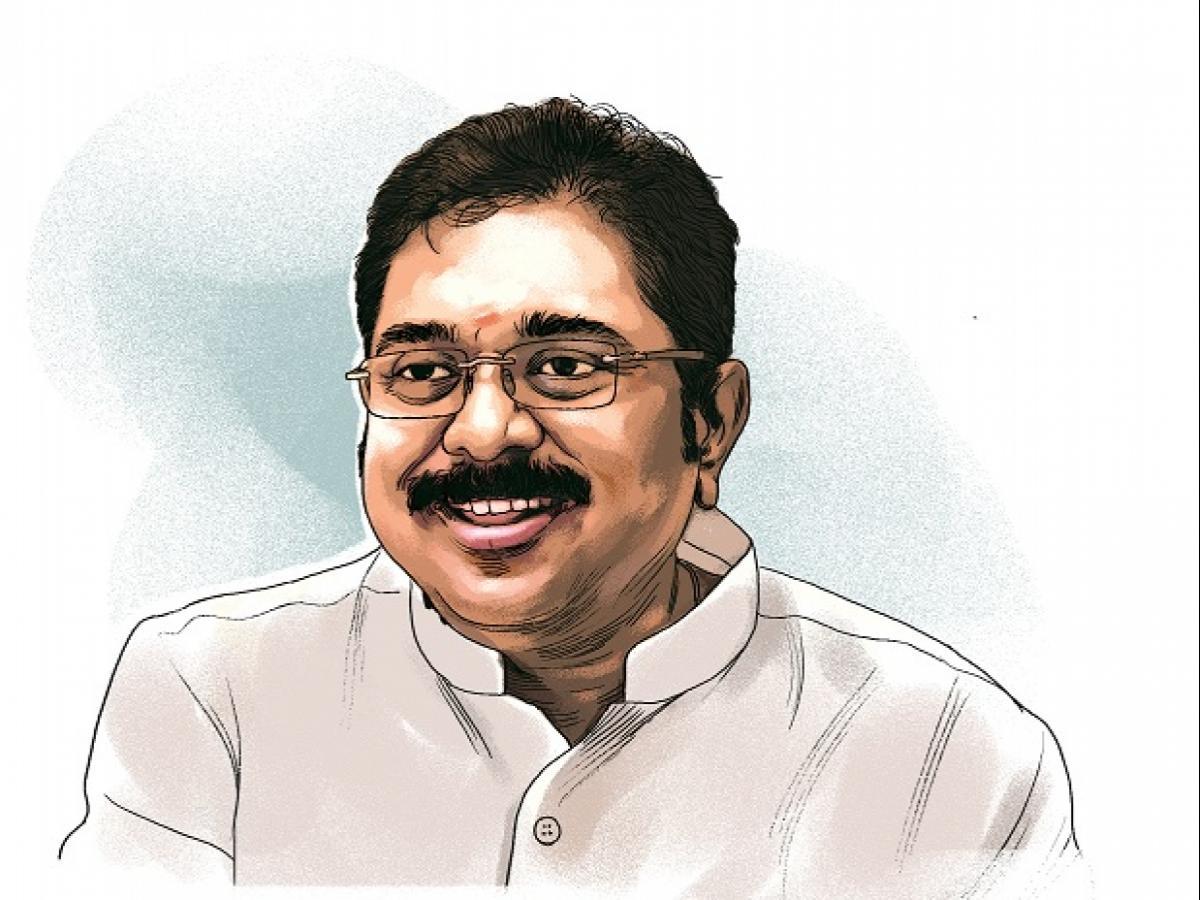 T T V Dhinakaran Dwindling Clout Of A Political Heavyweight Business Standard News