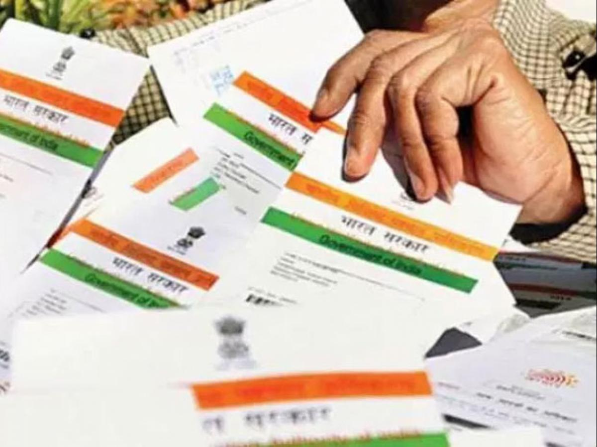Lost your Aadhaar card or didn't receive it? Here's how to retrieve it |  Business Standard News