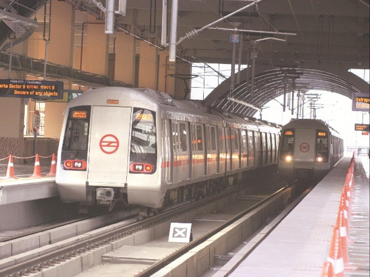 Reliance Infrastructure compensation hits Delhi Metro Rail Corporation |  Business Standard News