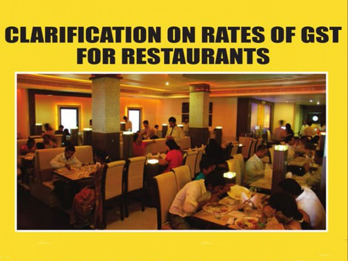 Gst Are Hotels Eateries Overcharging You How To Get The Math Right Business Standard News