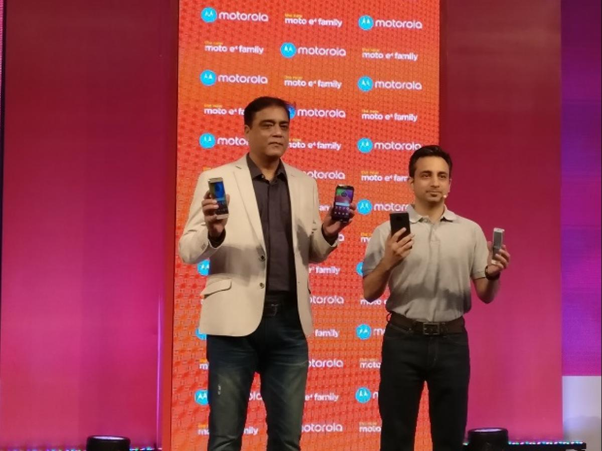 Motorola launches Moto E4 Plus, Moto E4