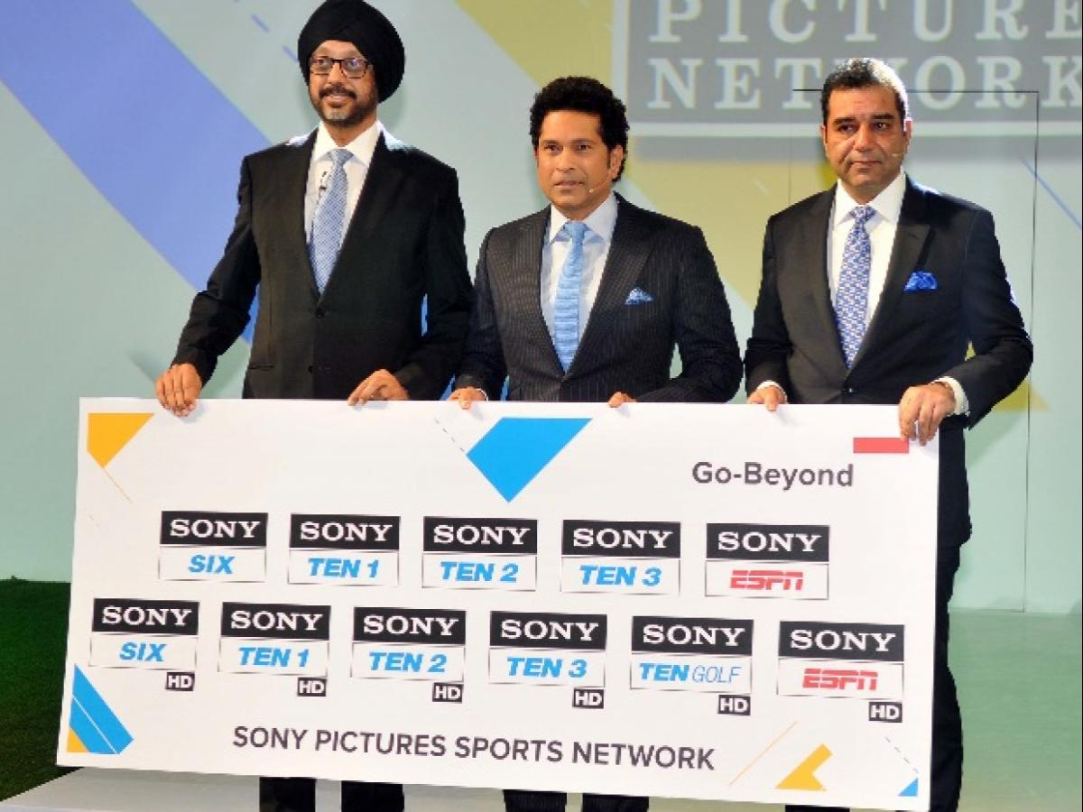 Sony Pictures Sports ropes in Sachin Tendulkar as brand