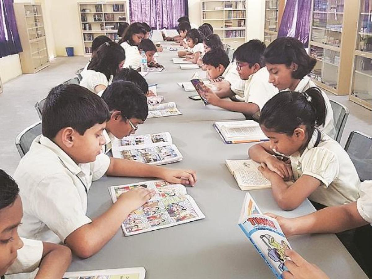UP govt mulls changes to primary school syllabus | Business