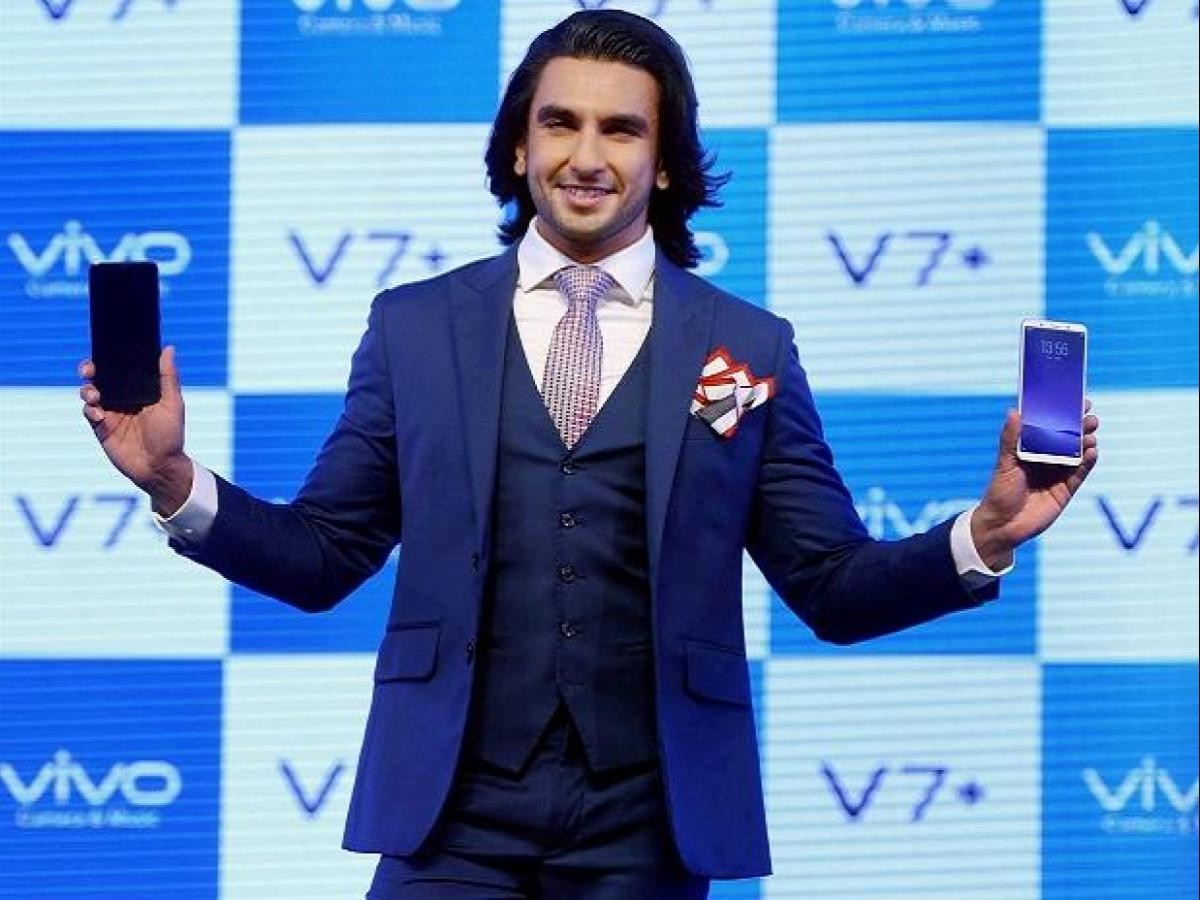 Vivo V7 Plus with 24 MP selfie camera launched in India at Rs 21,990