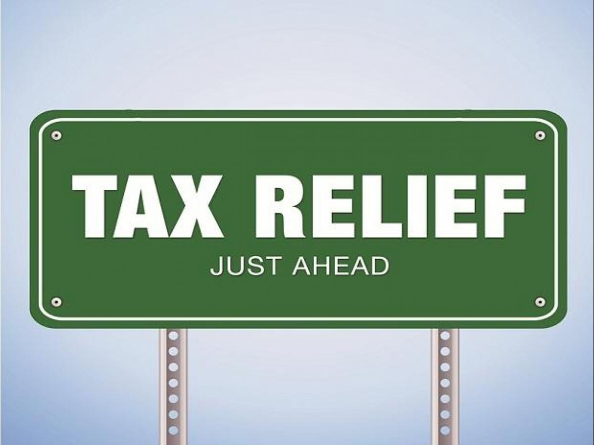 tax relief company
