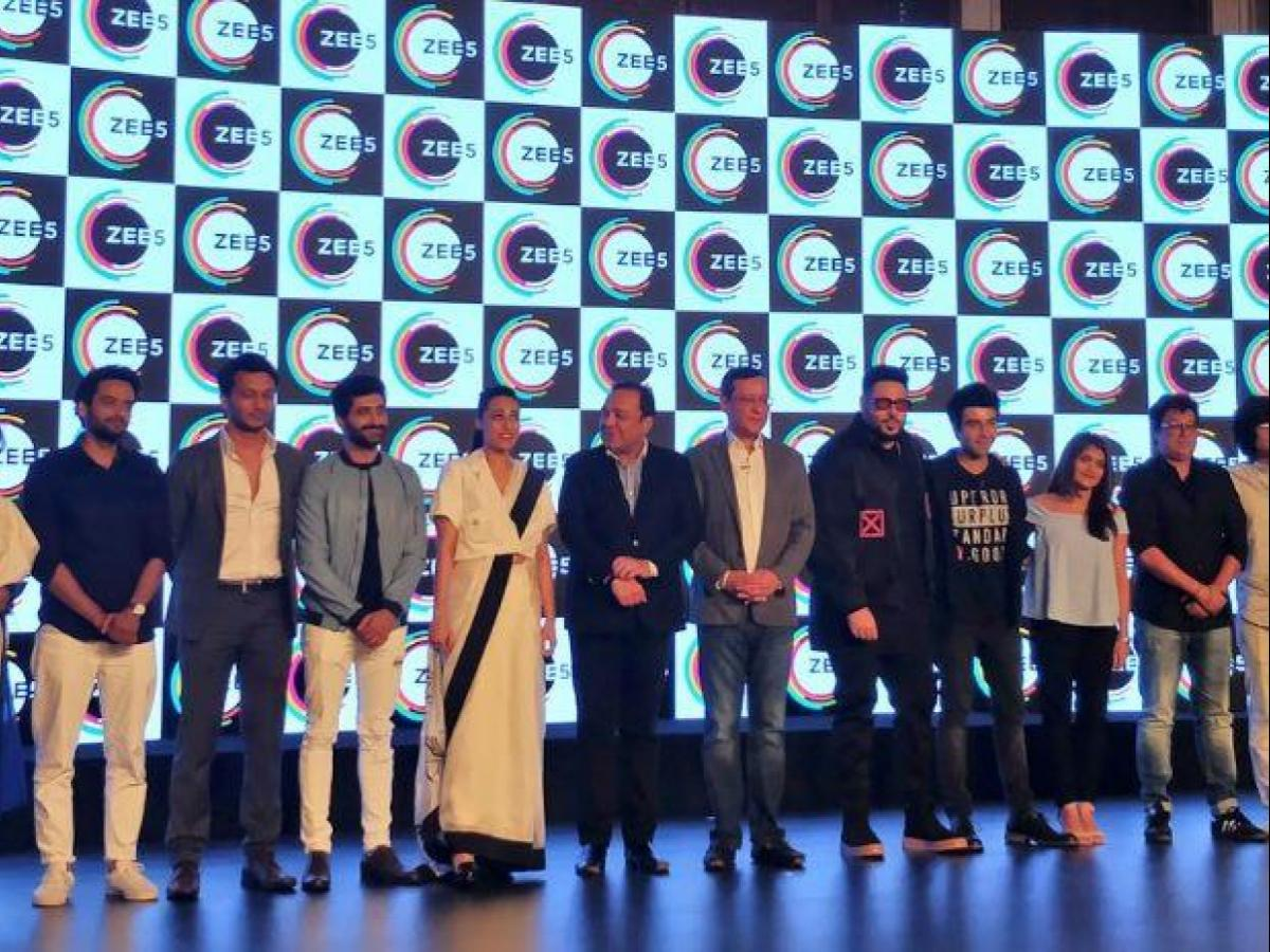 Zee Entertainment consolidates digital presence with streaming