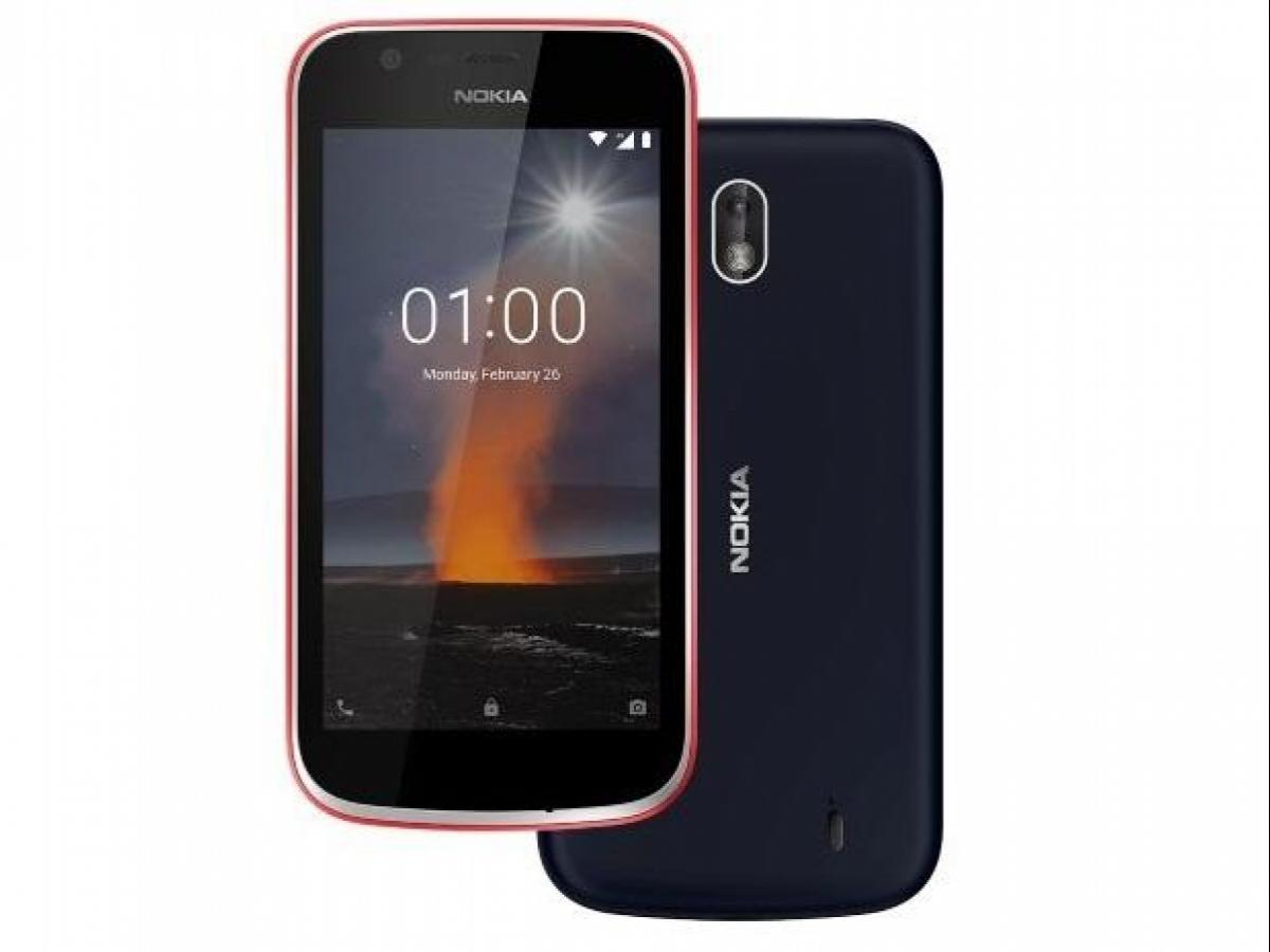 Nokia 1 with Android Oreo Go OS launched at Rs 5,499: Know specs
