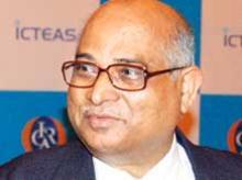 Former Icra chairman Pranab Kumar Choudhary dies at 68