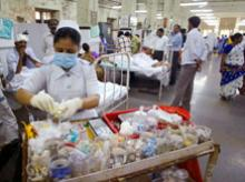 Healthcare service providers demand tax sops in Budget