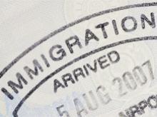 immigration, US