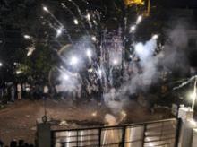 3 killed, 11 injured in blast at illegal firecracker godown in UP