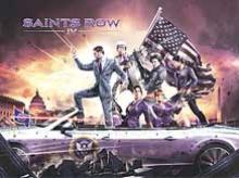 Saint's Row IV