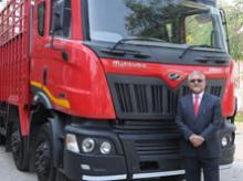 M&M launches new truck series, looks to double share in M&HCVs