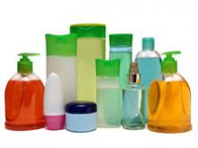 cosmetics image via Shutterstock.