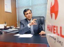 Anil Rai Gupta, joint-MD, Havells India