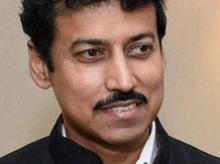 Col Rajyavardhan Singh Rathore