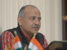 Manish Sisodia (File photo)