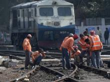 NDA gets pat for railways' reforms