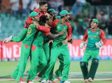File photo of Bangladesh cricket team