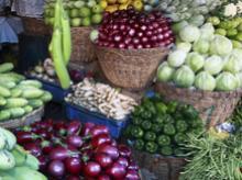 Vegetable prices in Delhi soar on heavy rains