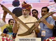 Kisan channel, Narendra Modi
