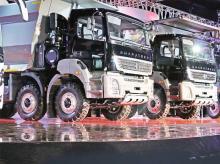 Daimler India, BharatBenz, trucks