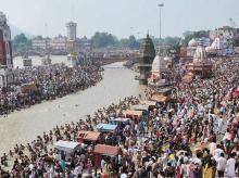 Ganga receives 1st legal notice after getting human status