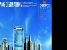 Oberoi Realty gains as brokerage initiates coverage with 'buy' rating