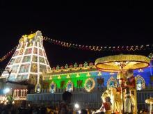 Balalji, Tirupati