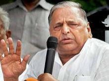 Samajwadi Party Chief, Mulayam Singh Yadav