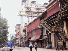 Electrosteel's casting plant in West Bengal