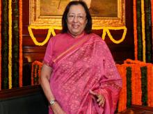 Have not received Manipur CM's resignation yet, says Najma Heptullah
