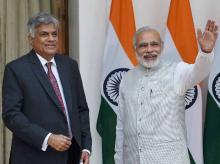 Narendra Modi, Sri Lanka, India, Ranil Wickremesinghe