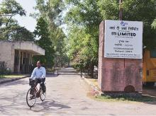 A unit of state-owned ITI in Rae Bareli