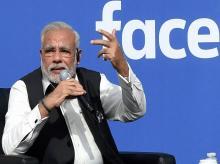 An emotional PM: Narendra Modi's break-down moments