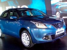 Maruti Baleno | Photo: Kamlesh Pednekar